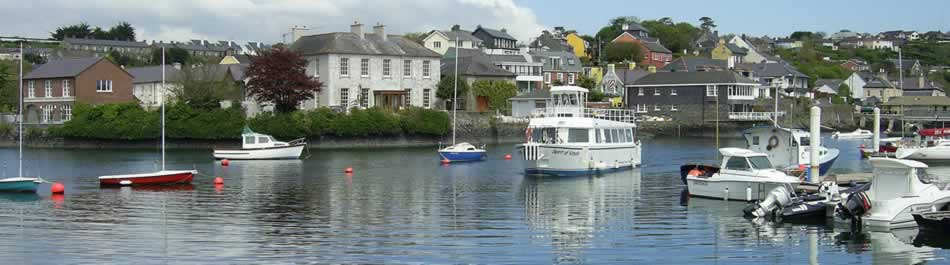 Kinsale Harbour Crusie - A Different Tour of Kinsale Harbour