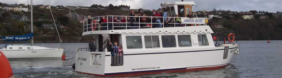 Guided Tour Kinsale, Kinsale Tour, Spirit of Kinsale